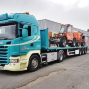 Transport engin de chantier Rennes 35